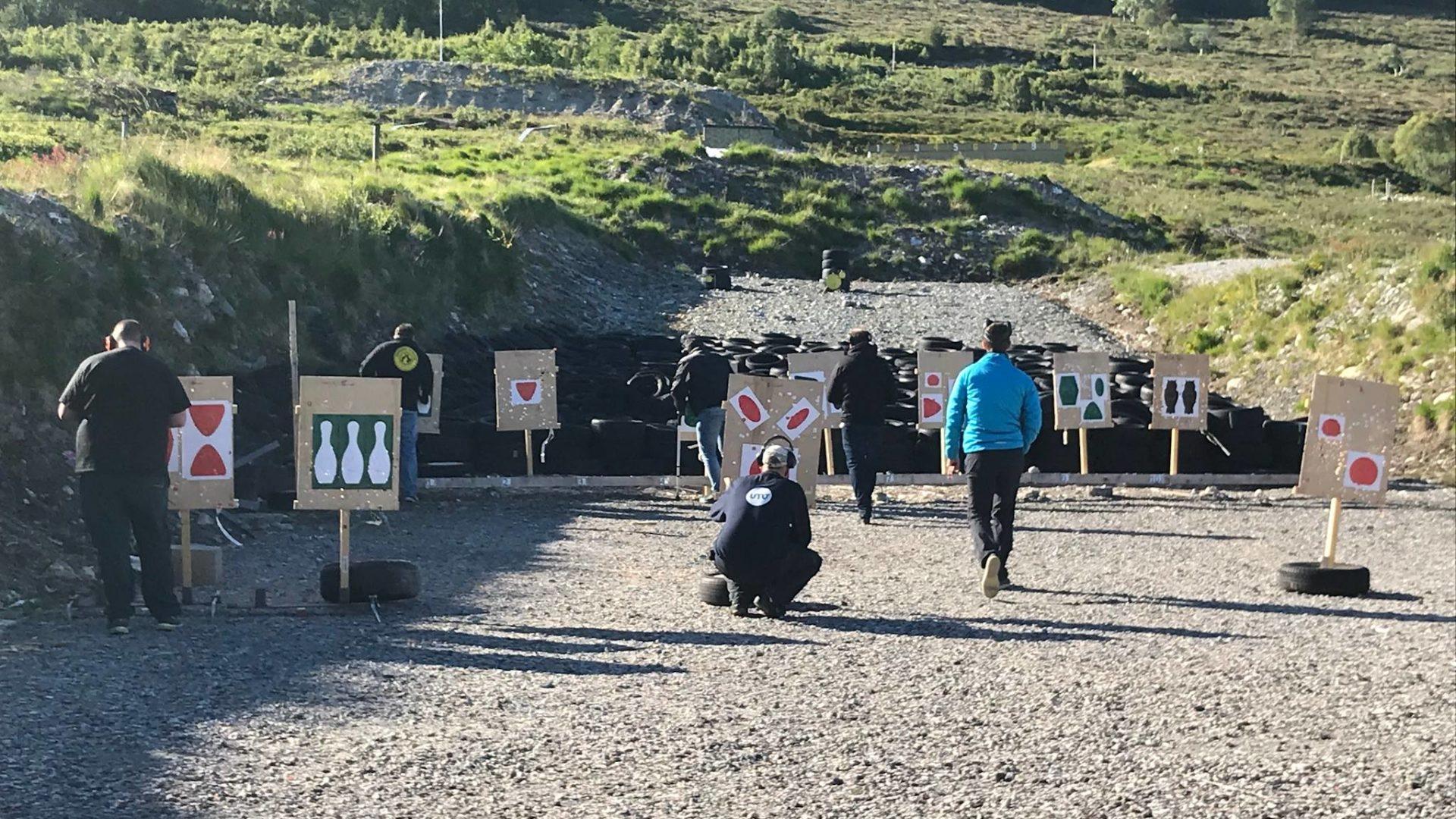 Hjørungavåg Pistolklubb